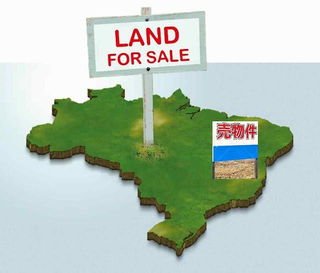 Território brasileiro à venda? Cuidado!