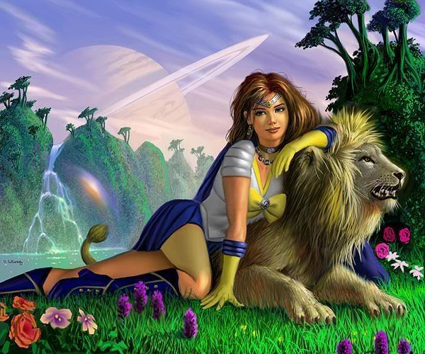 Imagenes Zodiacales Mujeres Hermosas Anime