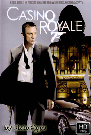 007 Casino Royale 1080p Latino