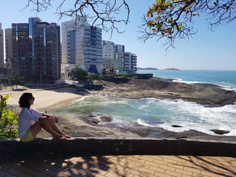 Praia das Virtudes, Guarapari