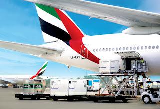 Emirates SkyCargo cresce in Italia: +31% rispetto all'anno precedente