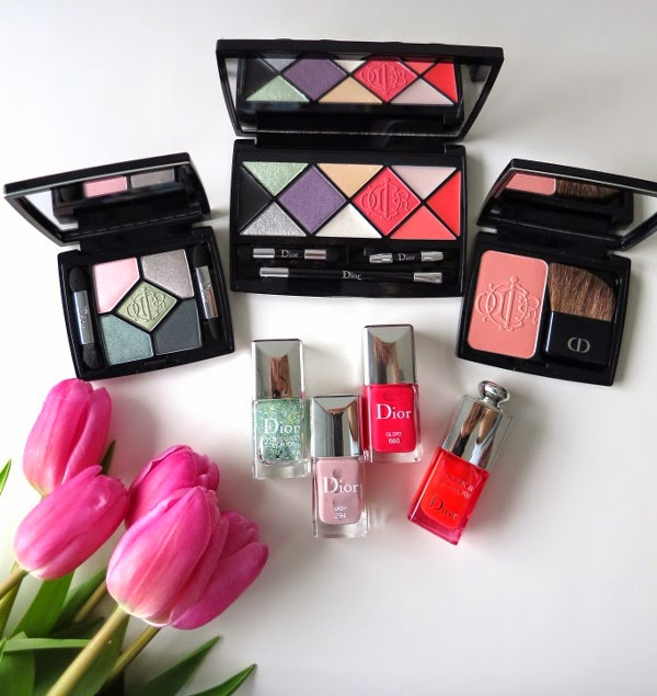 Dior Spring 2015 Kingdom of Colours Collection