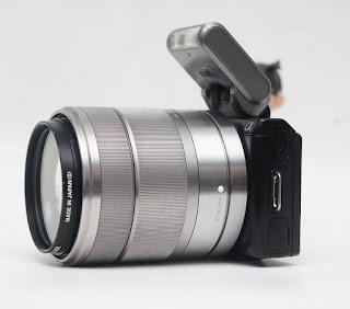 Mirrorless Bekas Sony Nex 5N