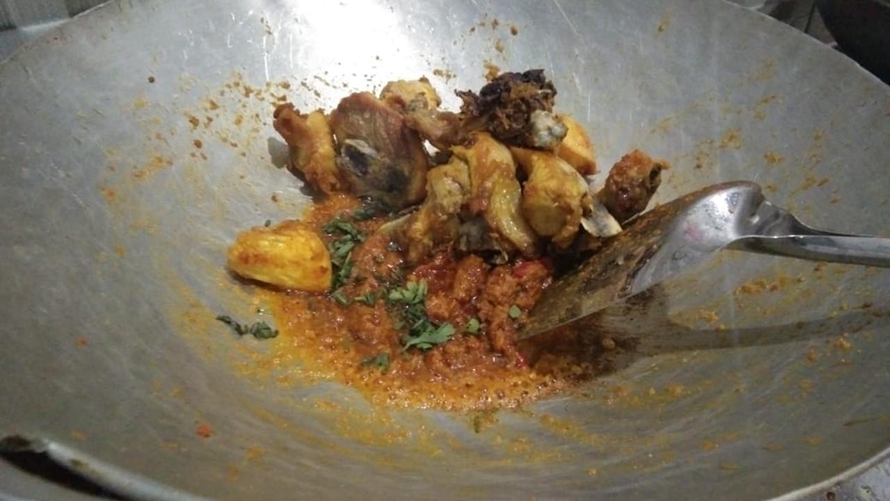 Resep Ayam Goreng Bumbu Kering Spesial