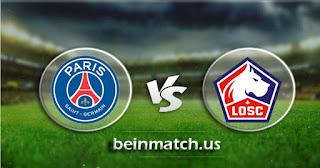مشاهدة مباراة نادي ليل وباريس سان جيرمان بث مباشر اليوم 26-01-2020 في الدوري الفرنسي
