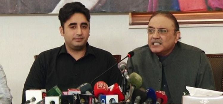 Govt To Place Zardari, Bilawal & Others On ECL In Fake Accounts Case