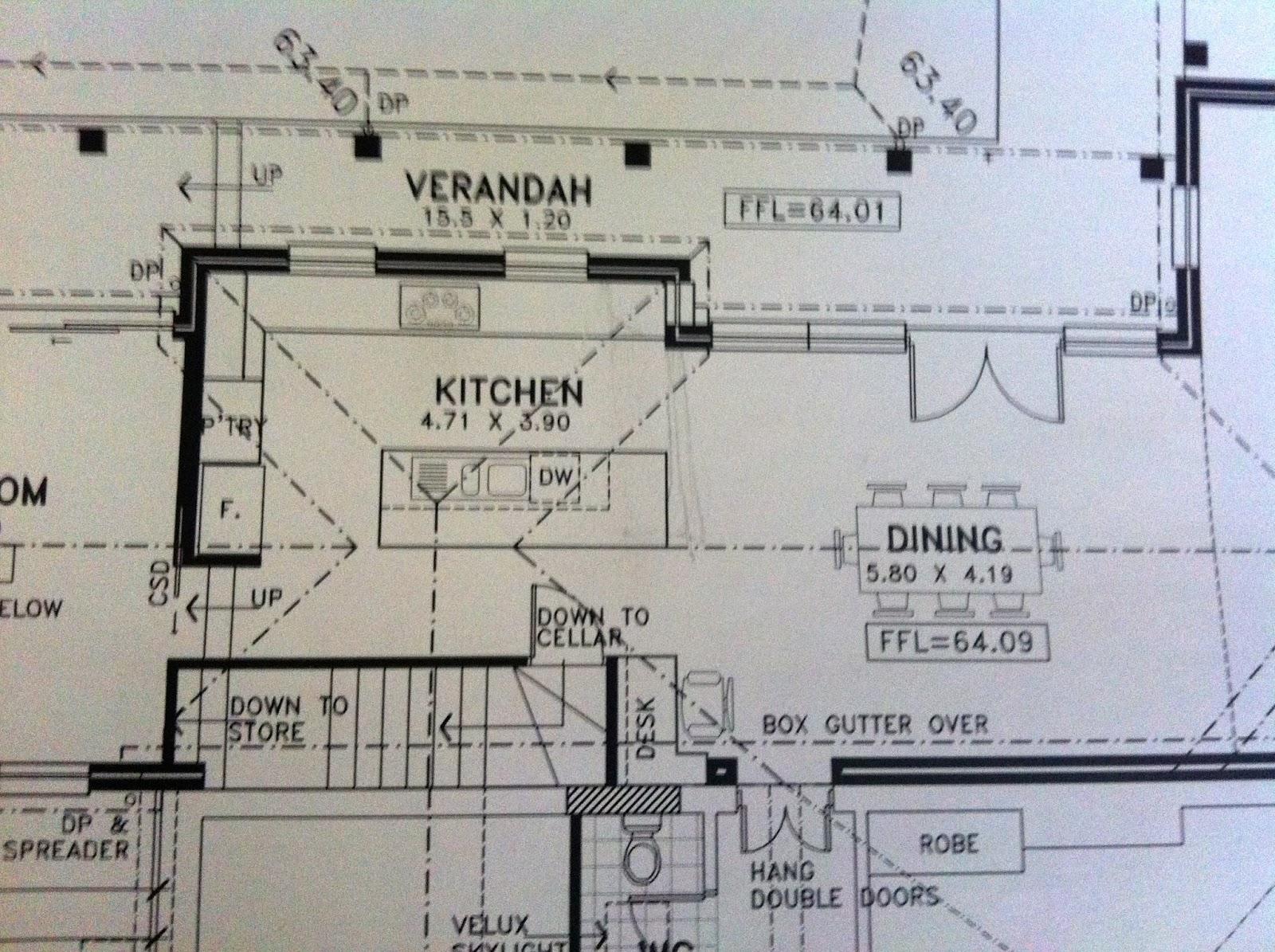 Kitchen Gutter Exhaust Cover Adelaide Villa Renovation The Design