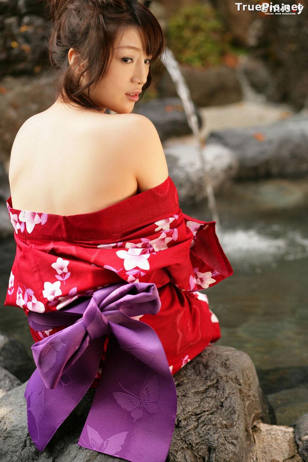 Image Misty No.216 - Japanese Gravure Idol - Yuuri Morishita - TruePic.net - Picture-6
