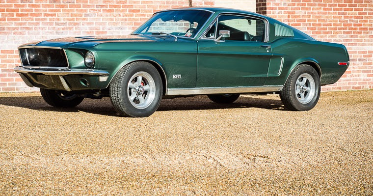 licence to speed for malaysian automotive stunning 1968 ford mustang bullitt. Black Bedroom Furniture Sets. Home Design Ideas