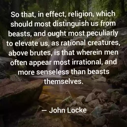 Quotes of John Locke