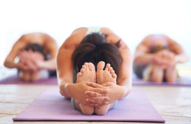 Tập yoga tuyệt đối không được vội vàng