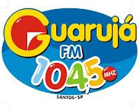 Rádio Guarujá FM de Santos ao vivo e online