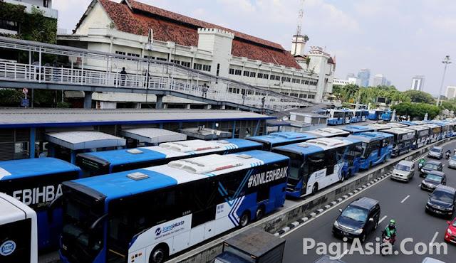 Gubernur Terpilih Anies, Menanggapi Pegawai TransJakarta Yang Mogok Kerja