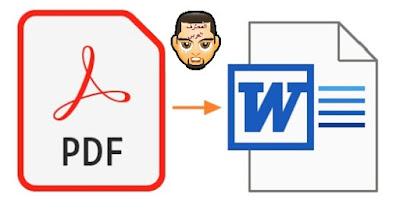 أفضل موقعين لتحويل ملفات pdf إلى ملفات word يدعموا اللغة العربية