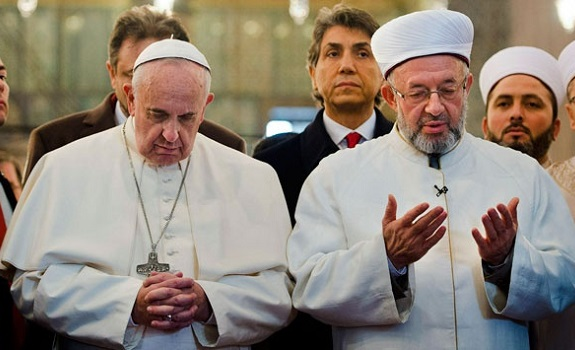 Paus Fransiskus Kembali Mendoakan Korban Teror yang Tidak Berdaya