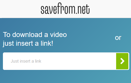 DOWNLOAD VIDEOS WITH EN.SAVEFROM.NET