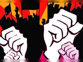 69000 शिक्षक भर्ती में नियमों की अनदेखी, भूख हड़ताल