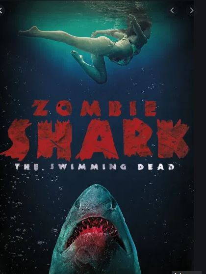 Zombie Shark (2015) Hindi Dubbed Full Movie Watch Online HD Print Free Download