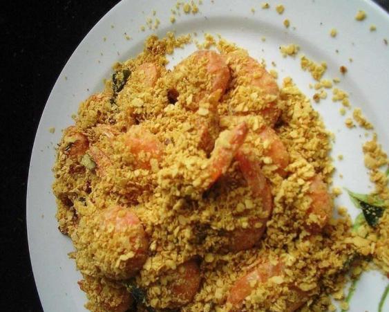 resepi udang goreng