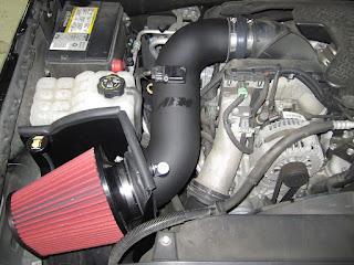Filtre à air pour moteur diesel