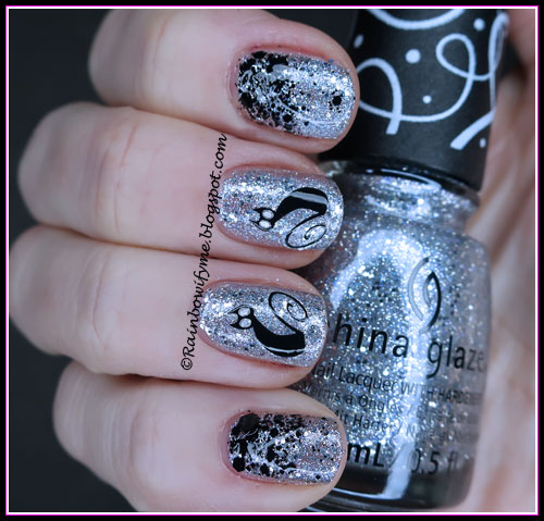 China Glaze ~ T Is For Tinsel