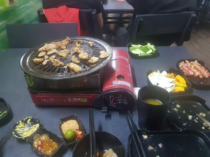 [ Góc chê ] Yang buffet (B12 ngõ 57 Láng Hạ)