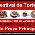Festival de Tortas neste sábado (19/08) em Várzea do Poço
