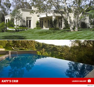 Katy perry $19 million mansion