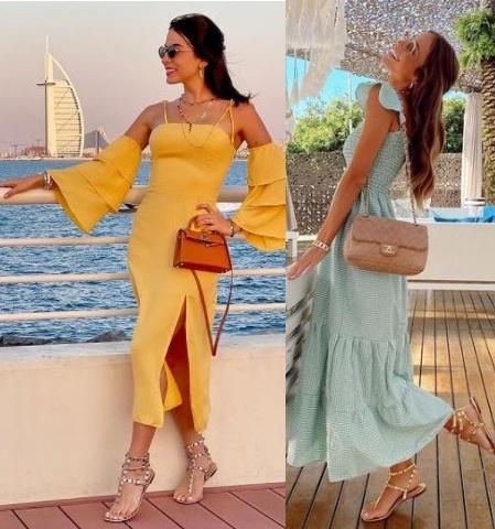 12 Looks chics chiques sem salto, Luara Costa, Aline Marquez