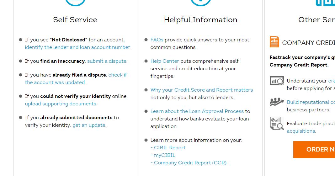 How to get free cibil report aditech blog for Bureau 2a form