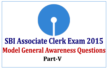 Model GK Questions for Upcoming SBI Associate Clerk Exams
