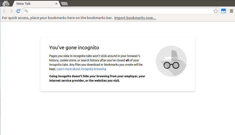 """YSK: You can use incognito mode to get around most """"you've ran out"""
