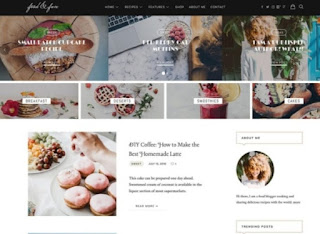 Best WordPress themes for food blog 2020