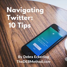 Navigating Twitter: 10 Tips