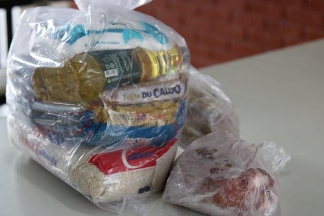 Prefeitura de Goiânia vai distribuir 100 mil cestas básicas a famílias carentes