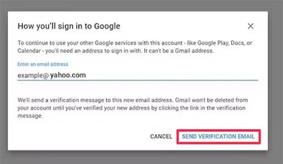 Gmail sign in (Delete Gmail account)