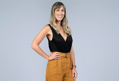 Sandra Matarazzo - O Aprendiz com Roberto Justus estreia na Band