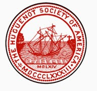 HISTORY OF HUGUENOTS SOCIETY OF AMERICA