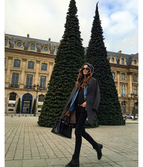 The Best Of Celebrity Christmas Trees @iza_goulart - Cool Chic Style Fashion