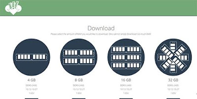 Cara Download RAM