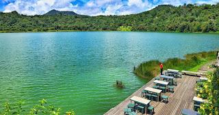 danau wisata manado
