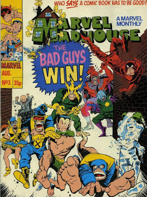 Marvel Madhouse #3