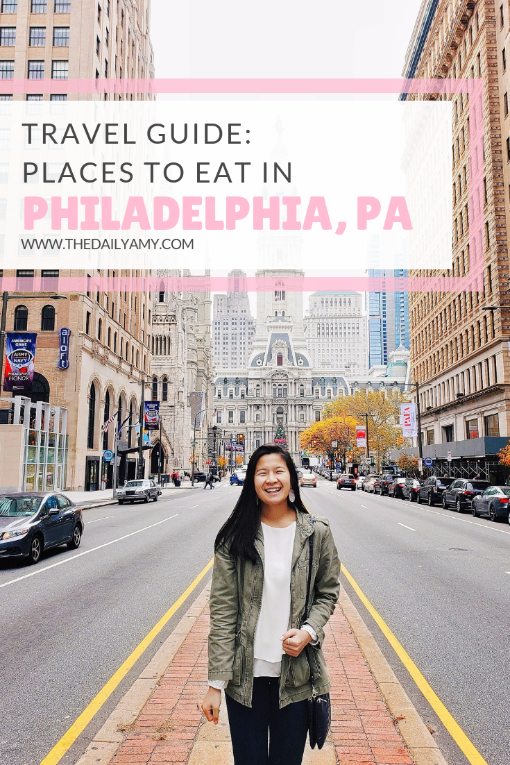 philadelphia pa travel guide | philly travel guide | places to eat