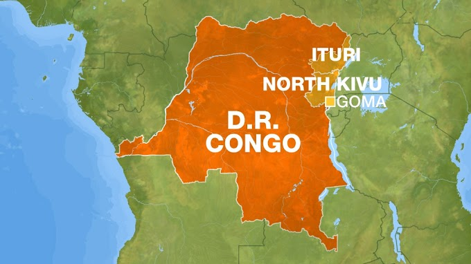 Pastor who laid hands on the sick, becomes first person to die of ebola in DR Congo's largest city