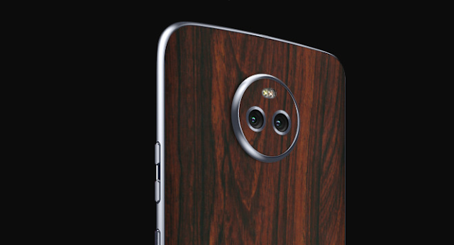 Moto X4 dbrand Skins Available for Purchase