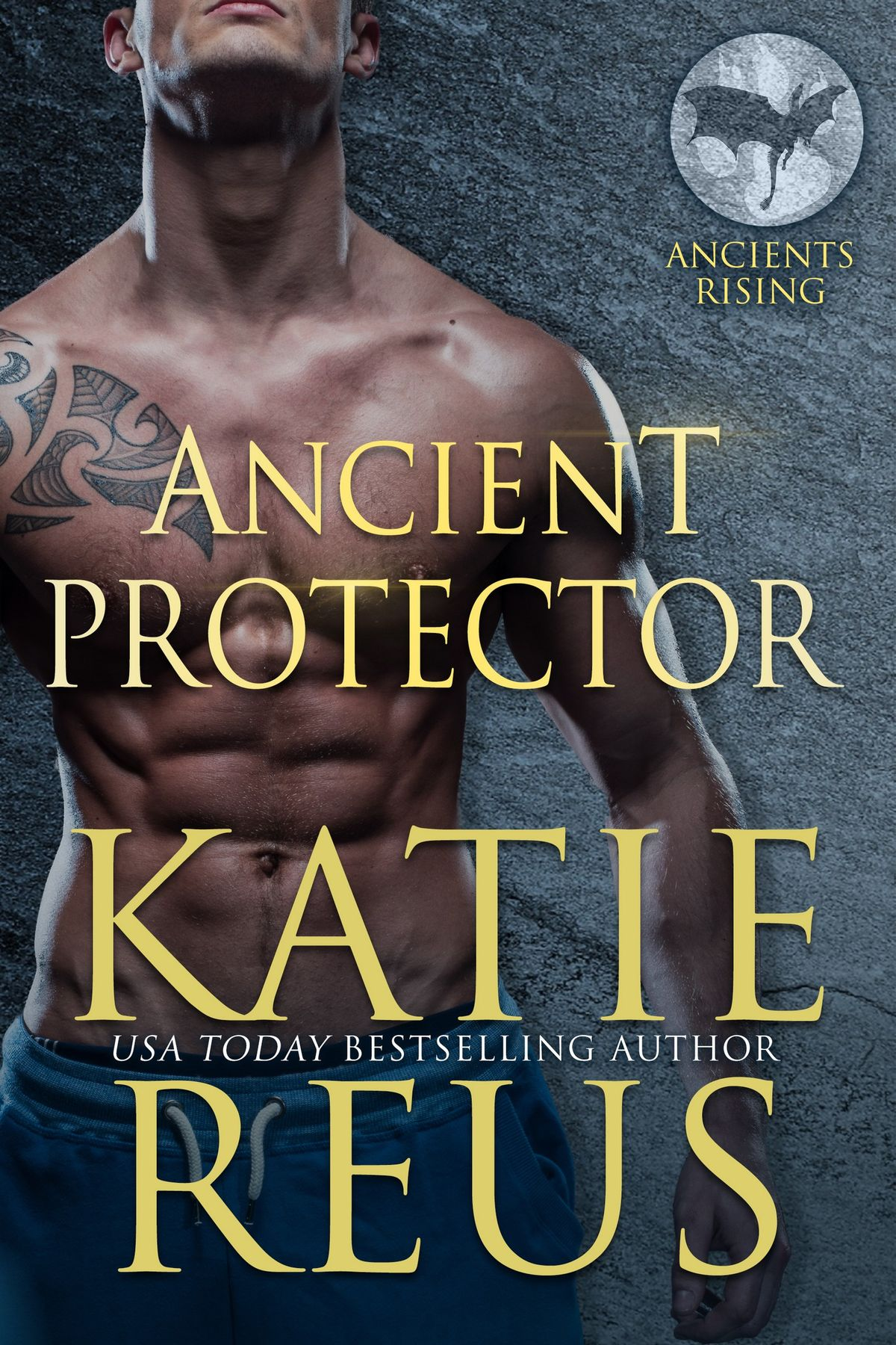 REVIEW: KATIE REUS – ANCIENT PROTECTOR