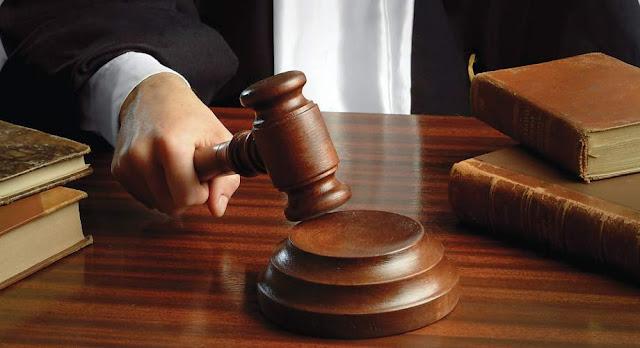 Εξάμηνη παύση σε γυναίκα πρωτοδίκη για καθυστέρηση δημοσίευσης 265 υποθέσεων