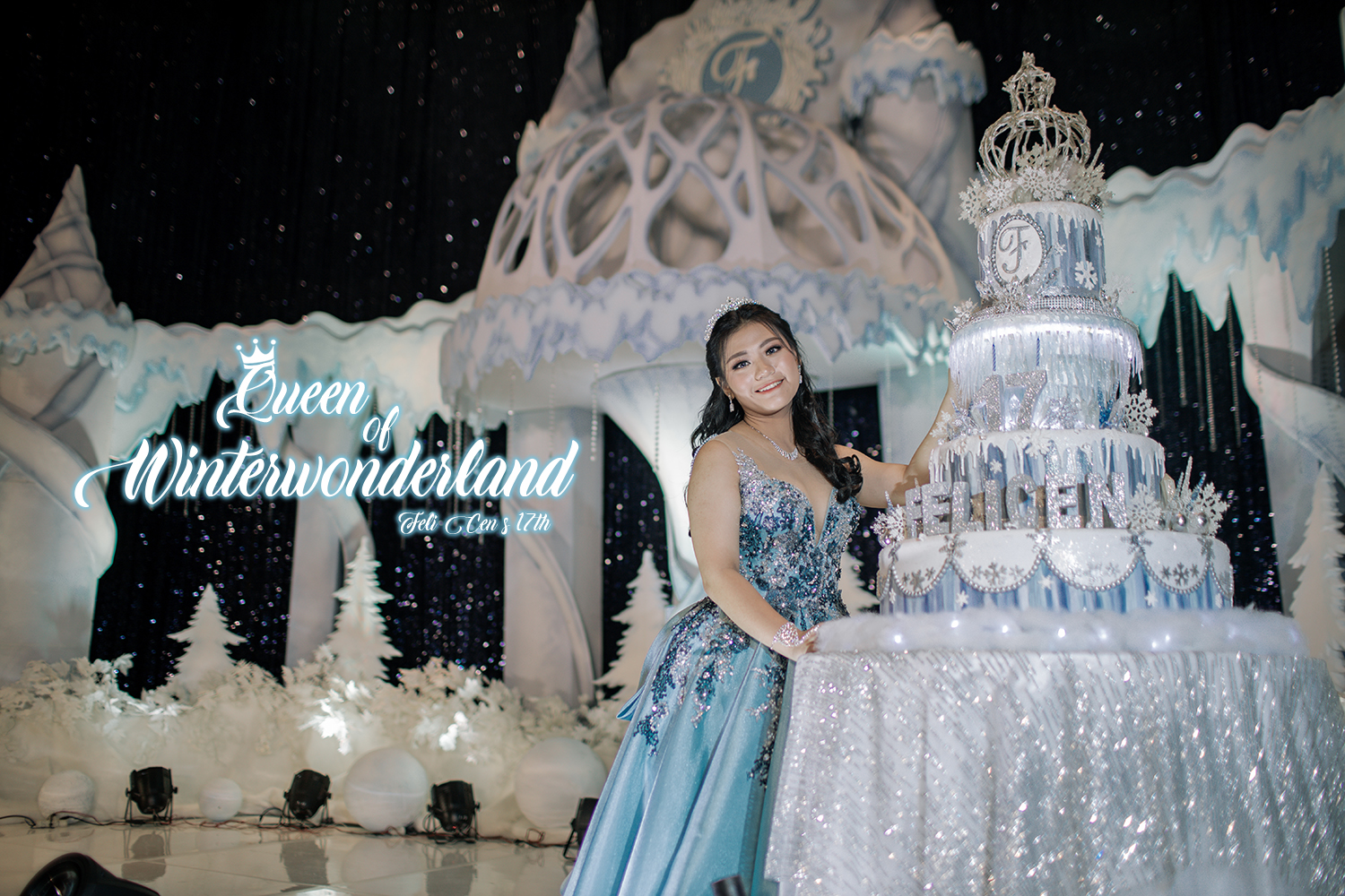 Felicia Cen's Sweet Seventeenth Birthday Party by Jetset EO Surabaya