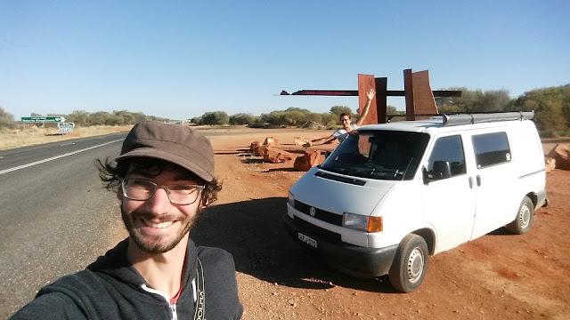viaggiare a lungo in australia