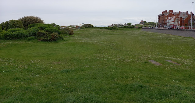Pitch & Putt at Marine Gardens in Fleetwood